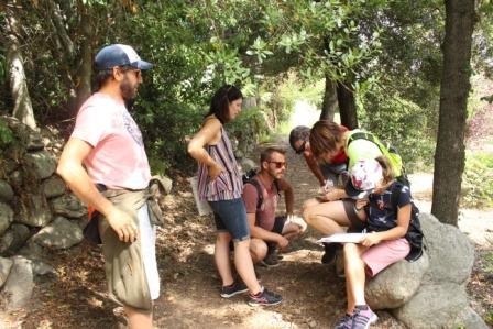 Rallye rando Laroque